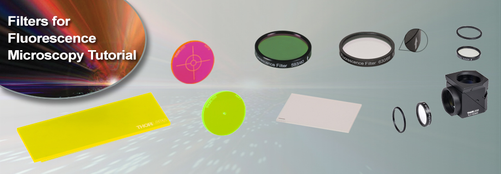Filters forFluorescenceMicroscopy Tutorial