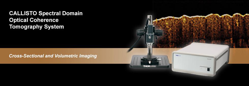 Callisto 930 nm OCT Imaging System