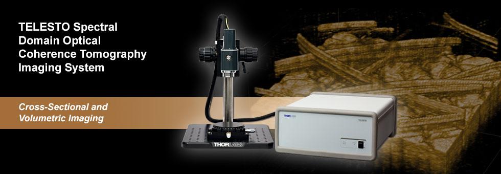 Telesto 1325 nm OCT System