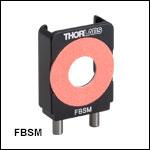 FiberBench Slim PhotodiodeMount