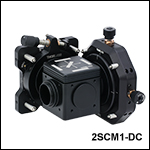 Double Camera Port Without Optics
