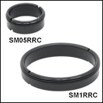 Extra-Thick Retaining Rings<br>