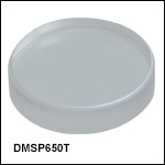 Shortpass Dichroic Mirrors/Beamsplitters: 650nm Cutoff Wavelength