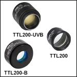 Tube Lenses for Widefield Imaging<br>