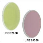Controlled-GDD Ultrafast Beamsplitters, 600 - 1500 nm