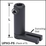 Swiveling Magnetic Base Ø1/2in Post Holders