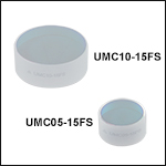 Chirped Mirrors for Fused Silica Compensation, Ø1/2in or Ø1in