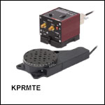 Motorized Rotation Stage and Controller