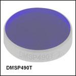 Shortpass Dichroic Mirrors/Beamsplitters: 490 nm Cutoff Wavelength