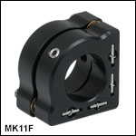 Laser Module Kinematic Mount
