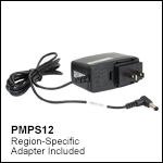 12 VDC Replacement Power Supply