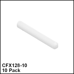 Ø1.25 mm, 10.5 mm Long Ceramic Ferrules (For Single Mode and Multimode Fibers)