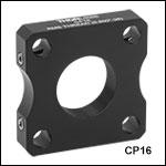 RMS-Threaded Cage Plate