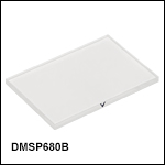 Shortpass Dichroic Mirror/Beamsplitter: 680 nm Cutoff Wavelength