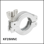 Wing Nut Clamps for KF Flanges