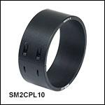 SM2 Lens Tube Flexure Sleeve Couplers