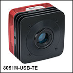 8 MP Scientific CCD Cameras, Hermetically Sealed Cooled Packaging