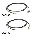 Coaxial Cables with MMCX Connectors