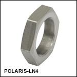 3/8in-100 Adjuster Lock Nuts for Polaris Mounts