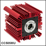 Hermetically-Sealed, Cooled Kiralux 5.0 MP CMOS Compact Scientific Camera