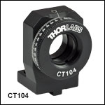 Ø1/2in Optic Rotation Mount