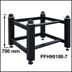 Heavy-Duty Passive 700 mm Support Frames (Make to Order)
