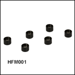 Flexure Stage Accessories: Magnetic Clamps