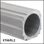 XT66 66 mm Construction Rail, Raw Extrusion