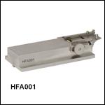 Flexure Stage Accessories: Fiber Array Holder