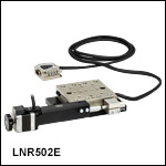 50 mm (1.97in) TravelMax Translation Stage with Optical Encoder