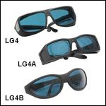 Laser Safety Glasses: 12% Visible Light Transmission