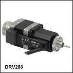 8 mm Travel Stepper Motor Actuator