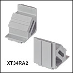 Right-Angle Bracket for 34 mm Rails