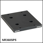 Mounting Adapter for LNR & NRT Series Stages