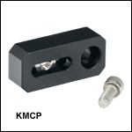 Variable Centering Plate for Kinematic Mounts