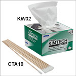 Kimwipes<sup>TM</sup> and Cotton Tipped Applicators