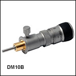 8 mm Differential Adjuster with Ø3/8in (9.5 mm) Mounting Barrel