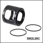 Slotted Lens Tubes