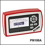 Analog Handheld Laser Power Meter Console