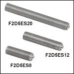 M2.5 x 0.20 Fine Hex Adjusters