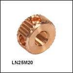 M2.5 x 0.20 Lock Nut