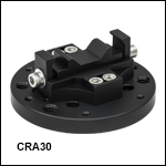 30 mm Cage Rotation Adapter