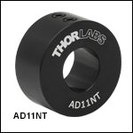 Ø1in Unthreaded Adapters with Smooth Internal Bore