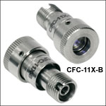 Adjustable Aspheric Collimators (f = 11 mm)
