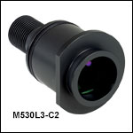Collimated LED Light Sources for Leica DMI Microscopes
