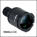 Collimated LED Light Sources for Nikon Eclipse (Bayonet Mount) Microscopes