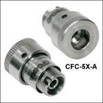 Adjustable Aspheric Collimators (f = 4.6 mm)