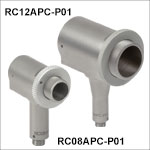 FC/APC-Connectorized Protected Silver Reflective Collimators