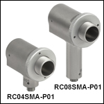 SMA-Connectorized Protected Silver Reflective Collimators