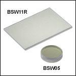 50:50 (R:T) Plate Beamsplitters